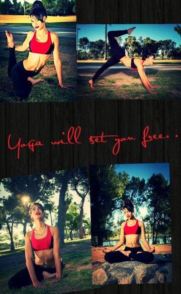Yoga is life.