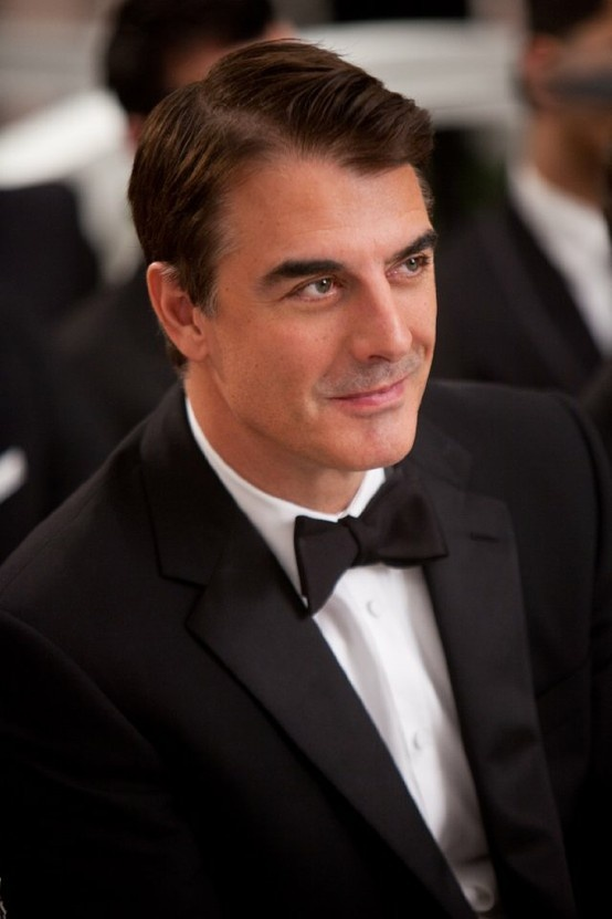 "Chris Noth: The original ""Mr. Big""."