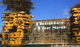 Theater of the Sea in Islamorada, Florida