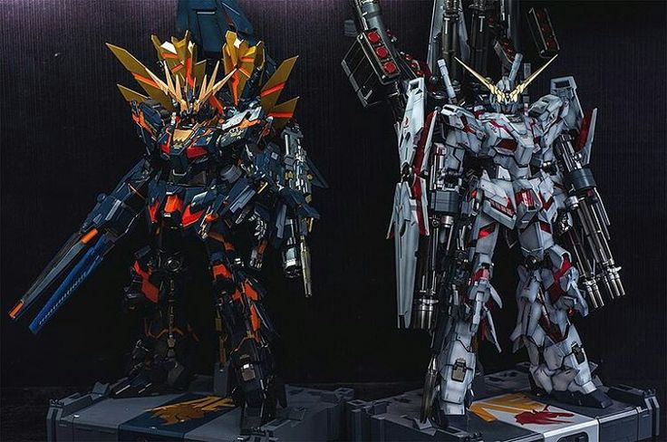 PG 1/60 FAUC Unicorn and Banshee Armored Armor VN