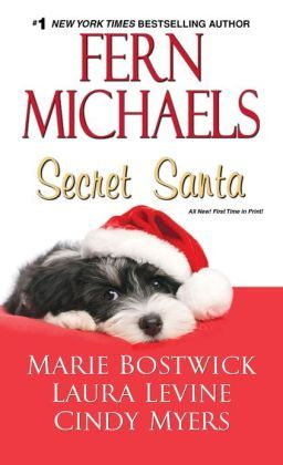 Fern Michaels' Secret Santa releases October 29th! Pre-order it here: ow.ly/ptPk7