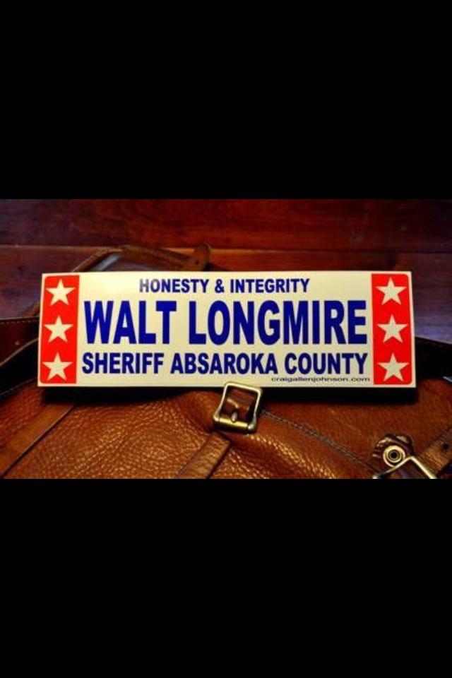 Walt longmire