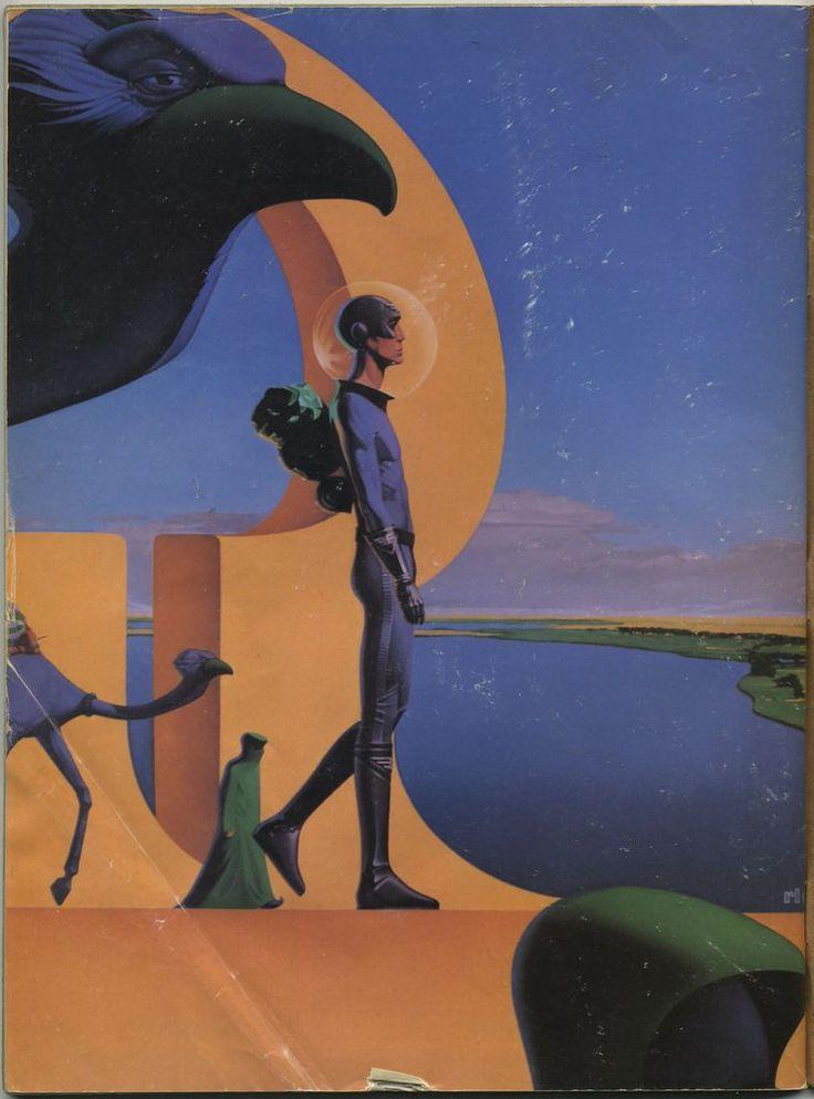 Ron Lightburn#Ron Lightburn #80s #close enough #научная фантастика…