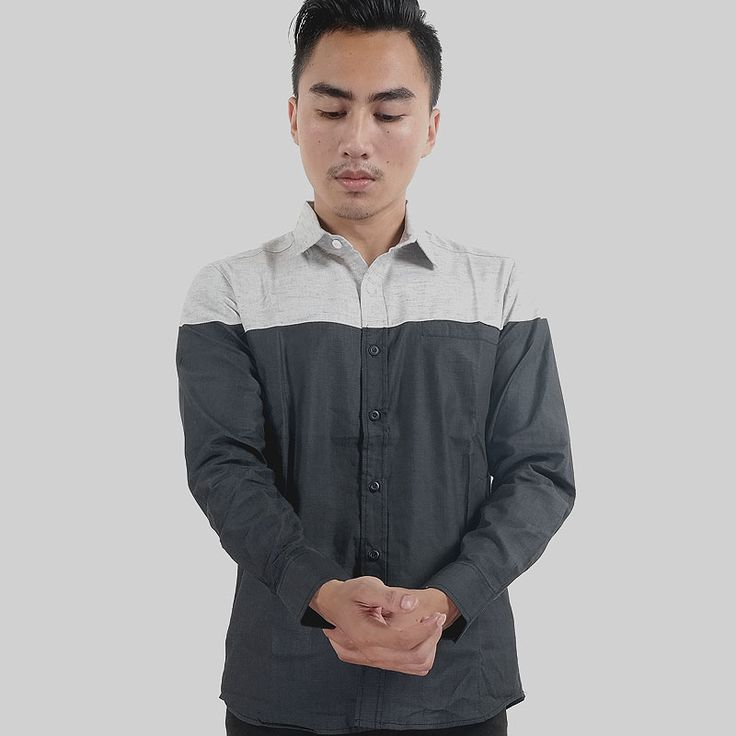 Your new must-have long sleeve shirt just in! Shop now: smith.co.id