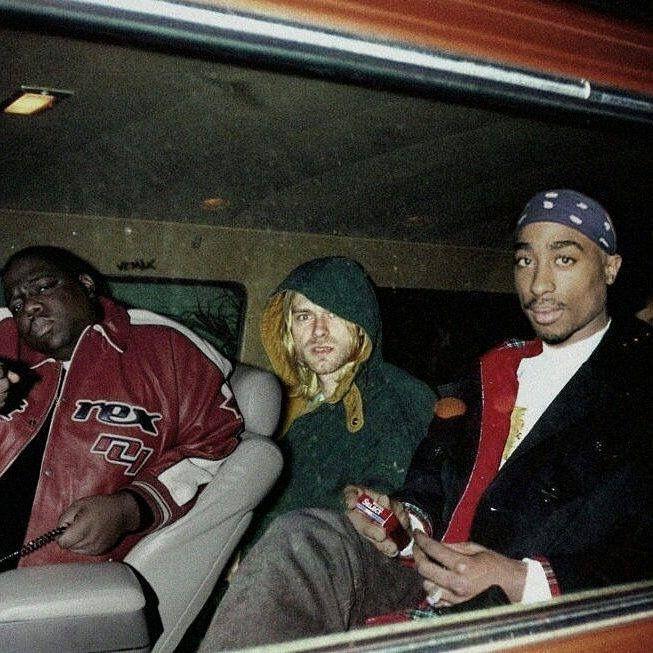 Pac, Curt & Biggie
