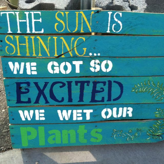 The 25+ Best Funny Garden Quotes Ideas On Pinterest | Funny Garden Signs Gardening Quotes And ...