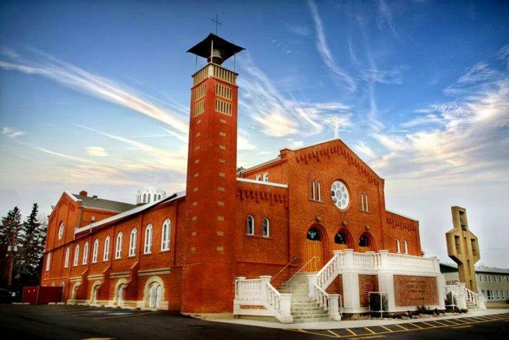 St Albert Catholic Church Archdiocese of Edmonton, Canada