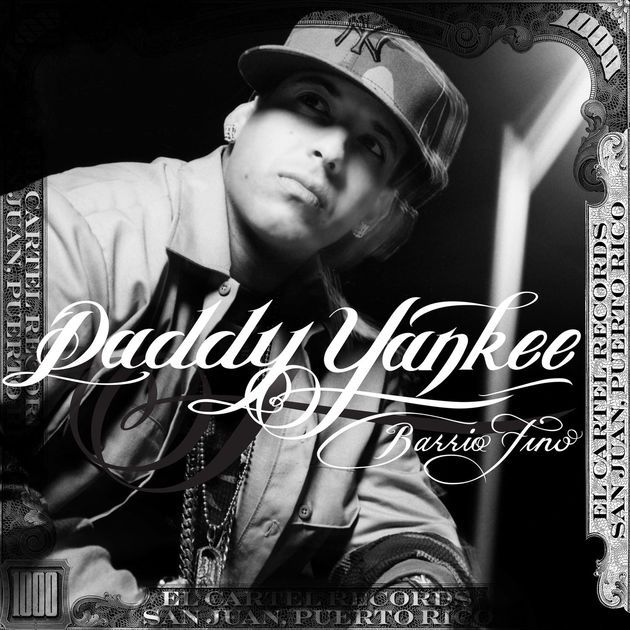 Barrio Fino (Bonus Track Version) by Daddy Yankee on Apple Music https://itunes.apple.com/us/album/barrio-fino-bonus-track-version/id1261126366?utm_campaign=crowdfire&utm_content=crowdfire&utm_medium=social&utm_source=pinterest