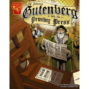 the development of the printing press in the middle ages In the dark ages and middle ages, books were usually only owned by  spread  about the printing press, other print shops opened and soon it developed into an .