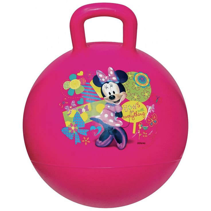 Minnie Mouse Hopper Ball form Funstra Toys