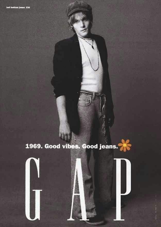 40 best gap images on pinterest gap ads the gap and advertising i dont know how old this gap clothing advertisement is but that is definitely norman reedus daryl dixon on the walking dead publicscrutiny Gallery