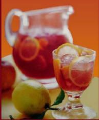 Sangria--drink of the night!