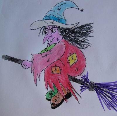 čarodějnice omalovánky - Hledat Googlem