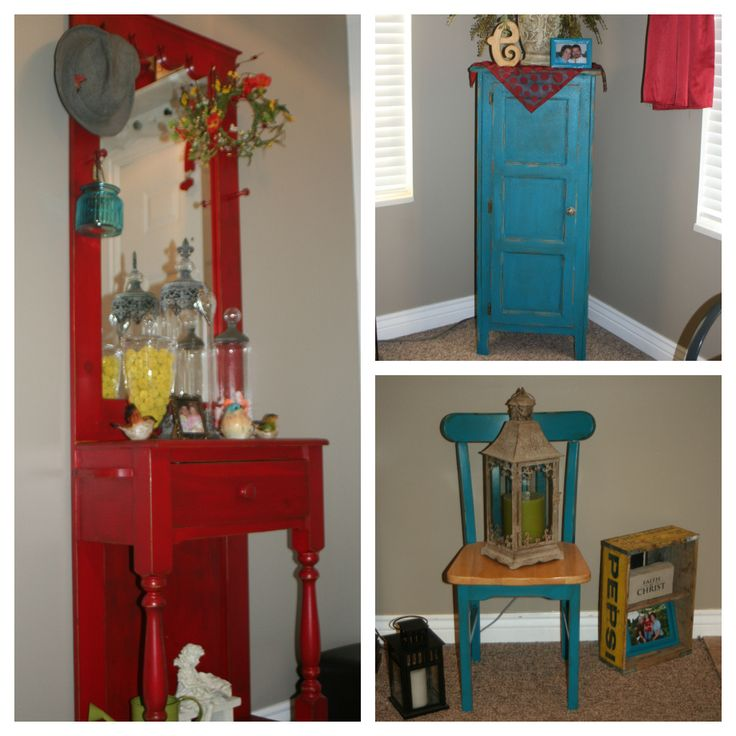 Image Detail For  Turquoise And Red Furniture   ThAt Red Thing Would Be  PERFECT For