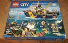LEGO CITY DEEP SEA EXPLORERS EXPLORATION VESSEL 60095 Brand NEW SEALED FREE ship - Bid Now! Only $70.0