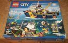 LEGO CITY DEEP SEA EXPLORERS EXPLORATION VESSEL 60095 Brand NEW SEALED FREE ship - Bid Now! Only $70.0