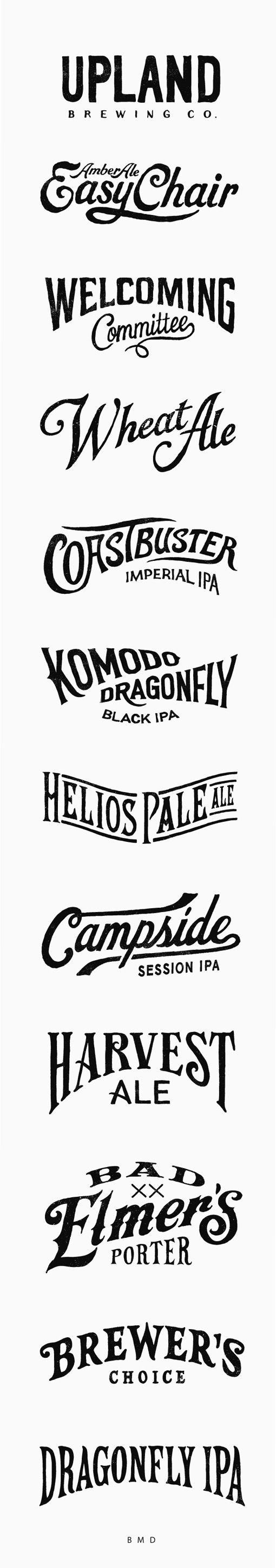 Lettering & Calligraphy Inspiration | #1089 | From up North