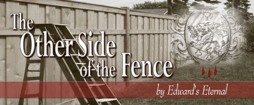 The Other Side of the Fence by Edward's Eternal (Hurt/Comfort/Romance) - He hides to protect those he loves, she hides because that is all she knows. Isolation is a way of life for both of them. Two neighbours. All that separates them is a fence. Who knows what waits on the other side? Can they be strong enough to find out?  FANTASTIC engaging story I've read multiple times because it's SOO good.  Fav fic for sure for sure!!!