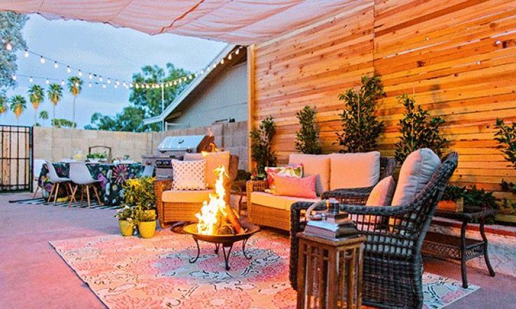 Backyard Ideas: 8 Dreamy Outdoor Spaces