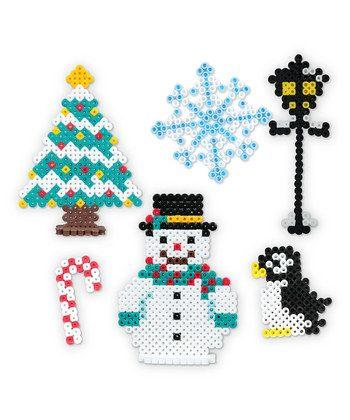 Perler bead christmas ideas