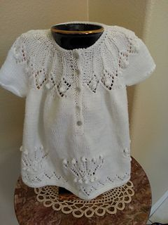 Royal Baby Dress Knitting Pattern : 1070 best images about Knitting patterns for girls on ...