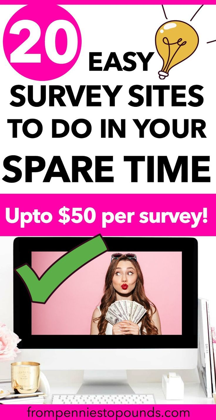 Make Money The Easy Way With Online Surveys – Earn More Money Online
