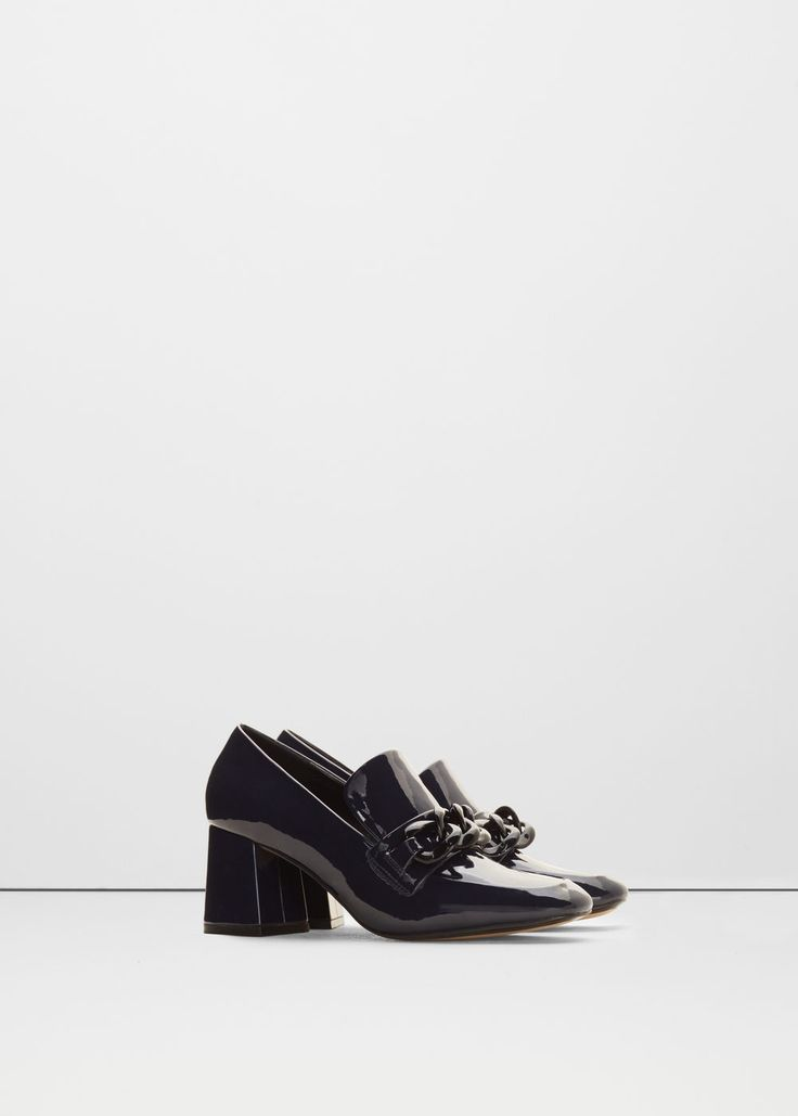 Patent leather shoe - Shoes for Women | MANGO USA