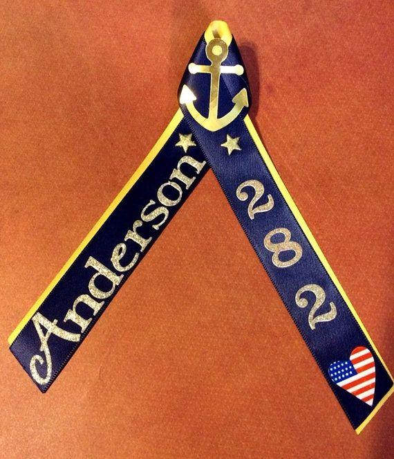 Ribbon Navy Pir Door Signs Wwwpicsbudcom