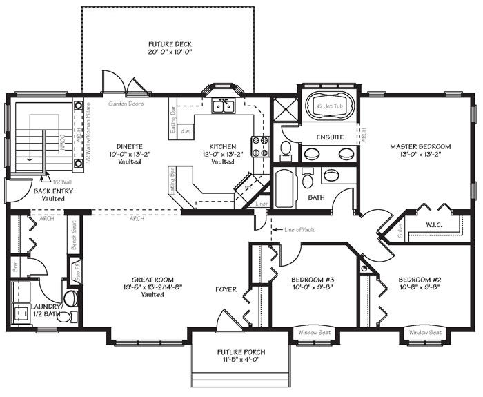 8 best images about modular homes on pinterest to be for Western homes floor plans