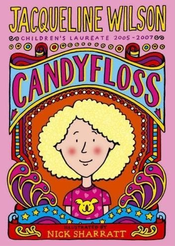 """Candyfloss"" by Jacqueline Wilson"