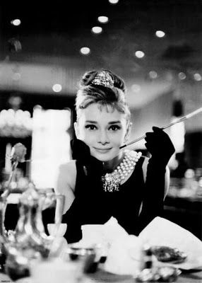 Old Hollywood Glamour: Breakfast At Tiffany's
