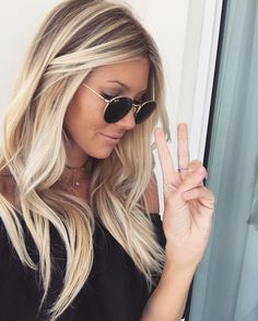Long Hairstyle Blonde Haircolors