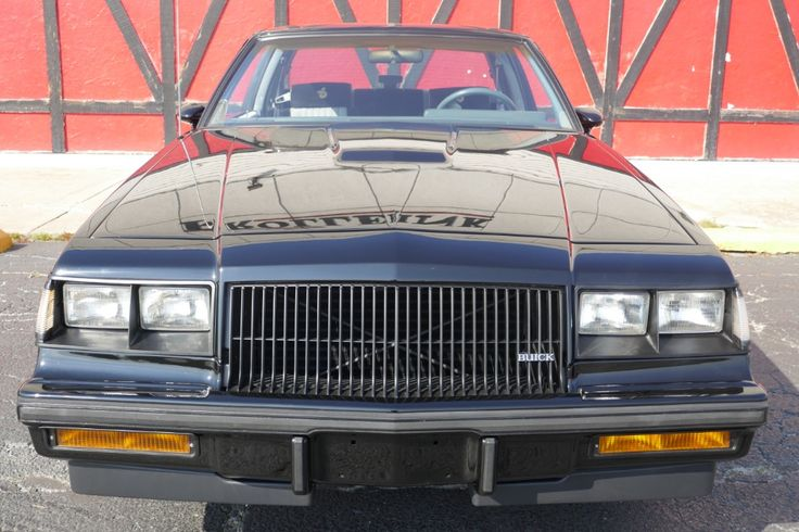 Used 1987 Buick Grand National -ONE OWNER WITH 44k MILES -T-TOPS- SEE VIDEO   Mundelein, IL