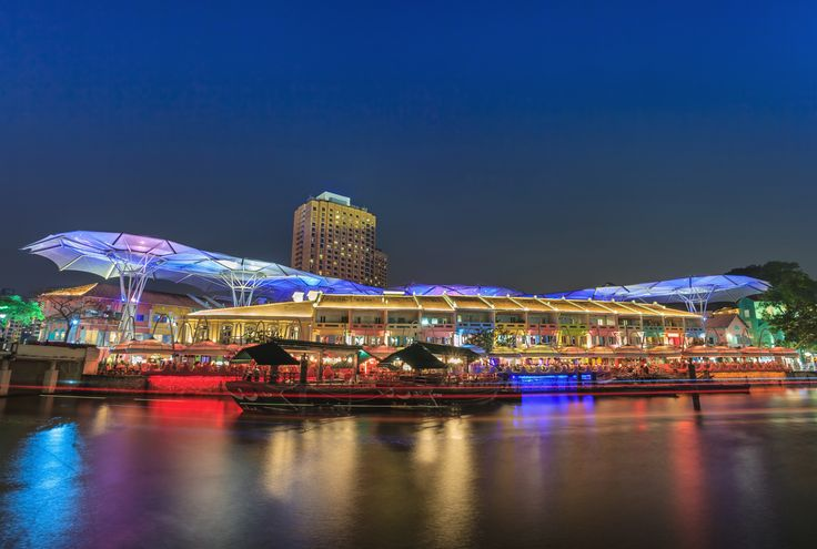 Singapore Night Adventure with Meal Voucher, Gardens by the Bay Visit and River Cruise