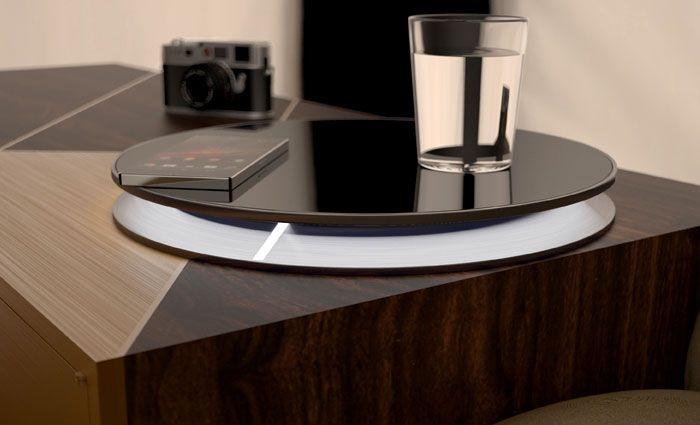 Balamp – a Smart Bedside Lamp