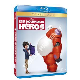 Les nouveaux hérosLes Nouveaux Héros Blu-Ray