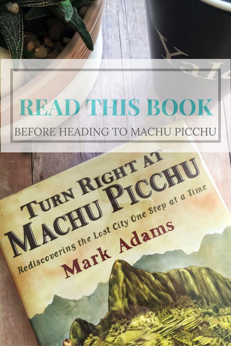 Antes de dirigirte a Machu Picchu o al Camino Inca, lee este libro para obtener una buena historia y una visión general de esta asombrosa maravilla mundial.
