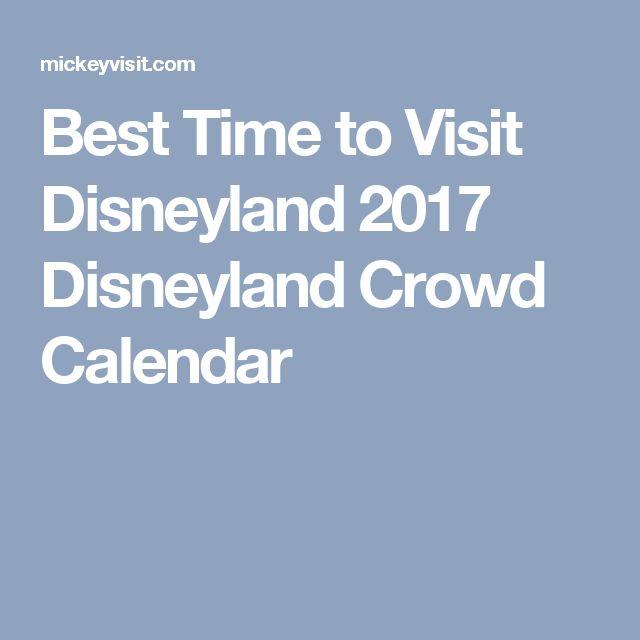 Best 25 Disneyland crowd calendar ideas on Pinterest