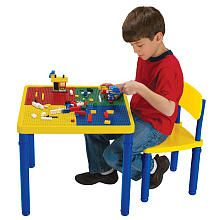 Hagen Block Builders Construction Table And Chair Set