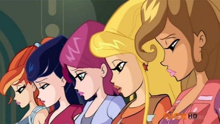 Смотреть мультфильм Клуб Винкс – Школа волшебниц онлайн бесплатно все серии