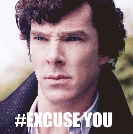 No prizes, Sherlock