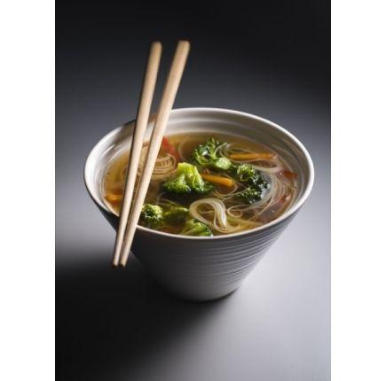 SOUPE ASIATIQUE LINÉADIET  En-cas hyperprotéiné (7 sachets de 27,5g)  Laissez-vous emporter par cette délicieuse soupe aux saveurs d'Asie ! À déguster sur le pouce ou intégrée à votre repas, cette soupe vous ravira par son originalité !
