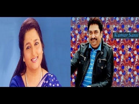Kumar Sanu and Anuradha Paudwal - Jukebox (HQ)  Kumar Sanu and Anuradha Paudwal started singing duets in 1990 with Aashiqui (which songs became very popular and is still popular). Aashiqui also made careers of Kumar Sanu, Nadeem-Shravan (music directors) and Sameer (lyricist), also made Anuradha Paudwal more popular. Since then they have done many duet songs.