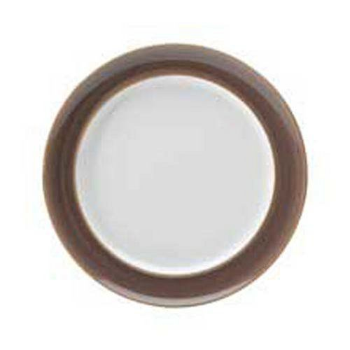 Denby Truffle Wide Rimmed Dinner Plates, Set of 4 by Denby. $160.00. Dishwasher, microwave, oven and freezer safe. Strong, durable and chip-resistant. Each piece of pottery is painstakingly glazed by skilled craftsman.. Material: stoneware. Denby Truffle Wide Rimmed Dinner Plates, Set of 4. Intense and smooth, Truffle is the new range from Denby. Gorgeous shades of mushroom and cream are just perfect for comfort food. Enhance your collection with Truffle Layers, a soothing a...