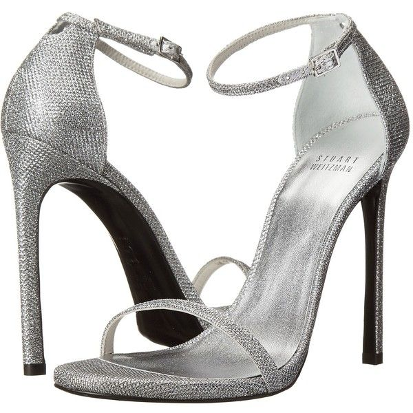 17 best ideas about Silver Evening Shoes on Pinterest | Evening ...