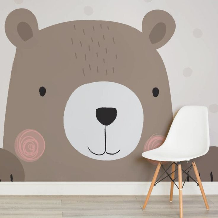 Designs for both girls and boys, view our collection of nursery wallpaper today. Create nursery murals to fuel their imagination and inspire young minds.