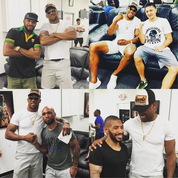 AJ ROLLS INTO VEGAS TO SEE HOW THE CHAMP IS DOING AND TEAM @anthony_joshua @ronaldgavril @ishe_sugarshay_smith @badoujack @ashleytheophane MONEY NEVER SLEEPS @danbilzerian AND THE KING OF BOXING #moneymayweather MULITI MILLION DOLLAR Fight @floydmayweather @thenotoriousmma @mayweatherpromotions  @ufc #TMT #UFC #BOXING #MMA #BOKS #BOXEO #LASVEGAS  #THEMONEYTEAM  @tmobilearena  @showtimeboxing and #GGGCANELO WILL BREAK RECORDS too @hitfirstboxing @hboboxing @gggboxing vs @canelo  #SKILLS #WAR…