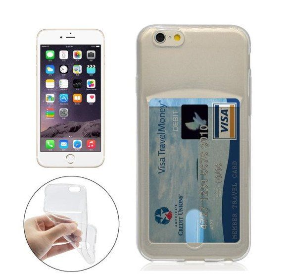 iPhone Case - Card Slot