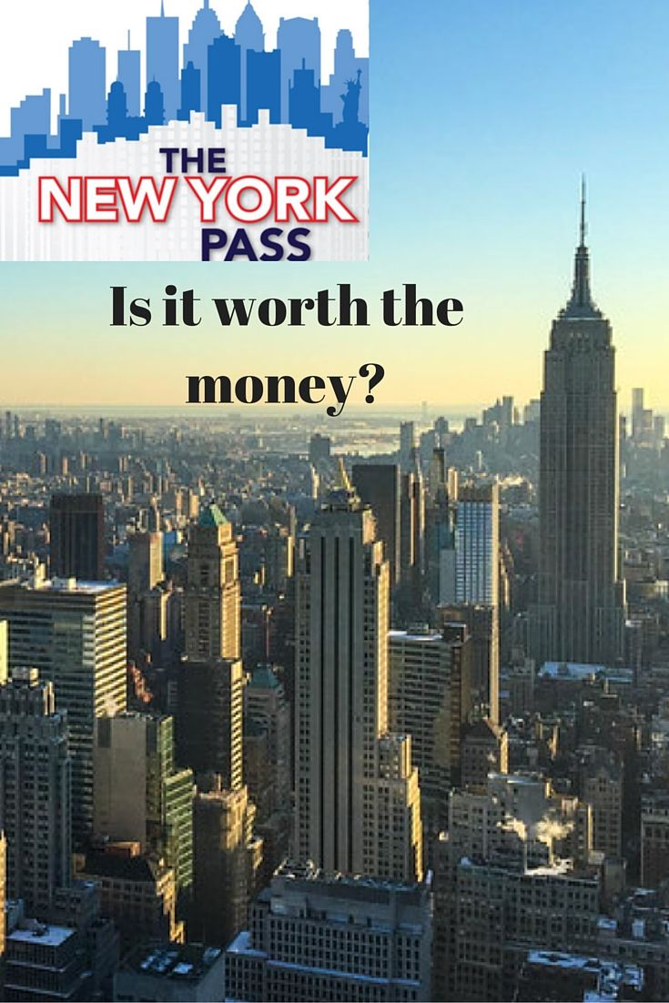 The New York City Pass review, Is it worth the money for the time you spend in the city? Check it out to see how we avoid the tourist traps.