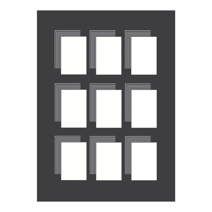 Designed by Kristine Svalheim. Graphic design, minimal art composition